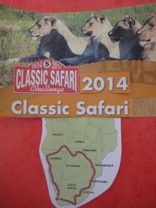 Classic safari